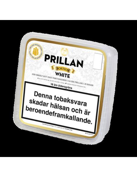 Prillan White Portioner