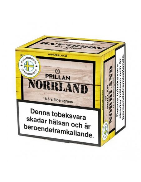 Prillan Norrland LÖS OBS! Ingredienserna ingår inte